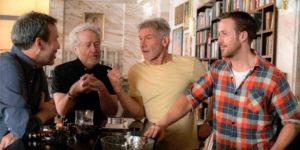 Denis Villeneuve, Ridley Scott, Harrison Ford et Ryan Gosling - Blade Runner 2049
