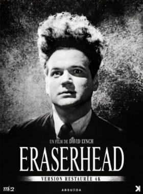 Eraserhead - affiche