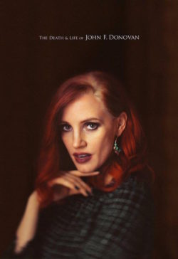 Jessica Chastain - The Death and Life of John F. Donovan