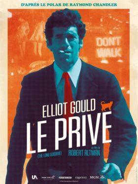 Le Prive de Robert Altman - affiche