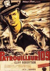 Patrouilleur 109 (PT 109) de Leslie H. Martinson (1963)