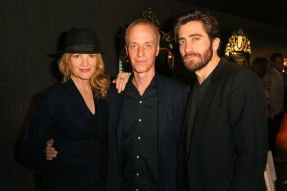 Rene Russo et Dan Gilroy et Jake Gyllenhaal - Night Call (Nightcrawler)