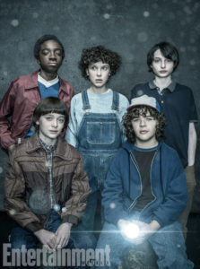 Stranger Things saison 2 - photo EW