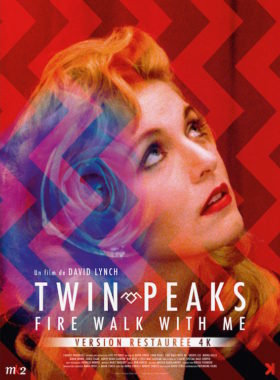 Twin Peaks Fire Walk With Me - affiche