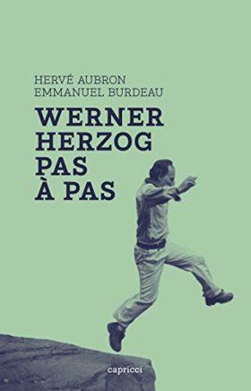 Werner Herzog pas a pas - couverture