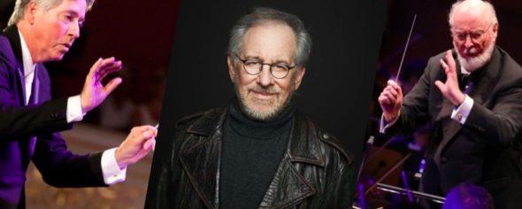Alan Silvestri, Steven Spielberg, John Williams