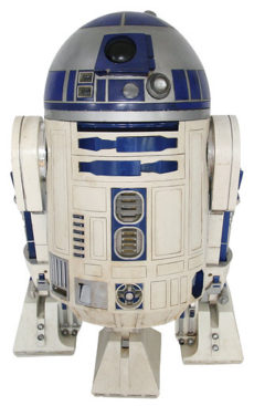 R2-D2 - Photo Profiles in History