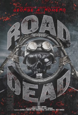 Road of the Dead - poster