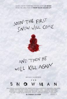 The Snowman - affiche
