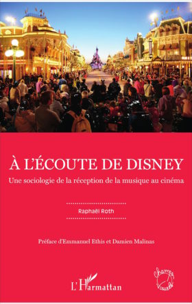 A lecoute de Disney - couverture