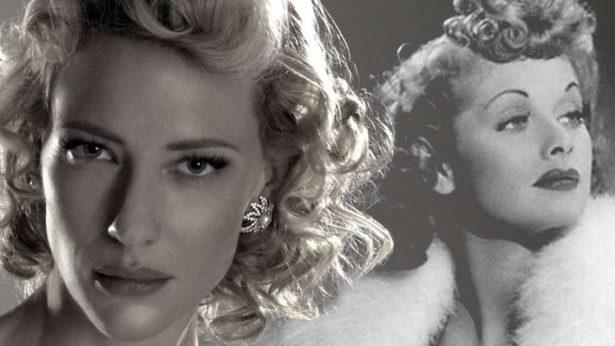 Cate Blanchett - Lucille Ball