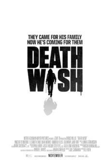 Death Wish de Eli Roth- poster