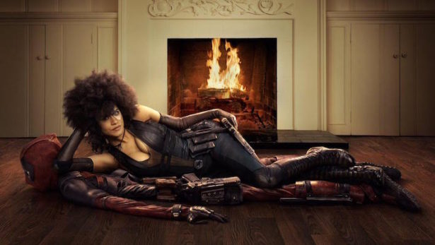 Domino - Deadpool 2