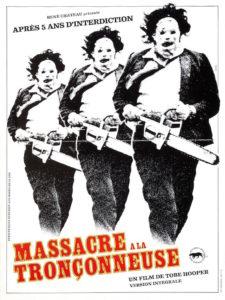 Massacre a la tronconneuse