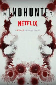 Mindhunter de David Fincher - poster