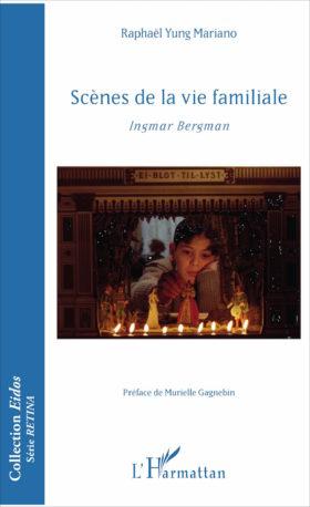 Scenes de la vie familiale Ingmar Bergman - couverture