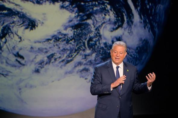 Al Gore - Une suite qui derange- Le temps de laction