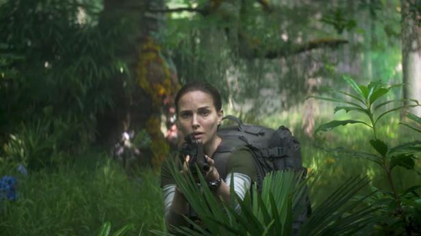 Natalie Portman - Annihilation