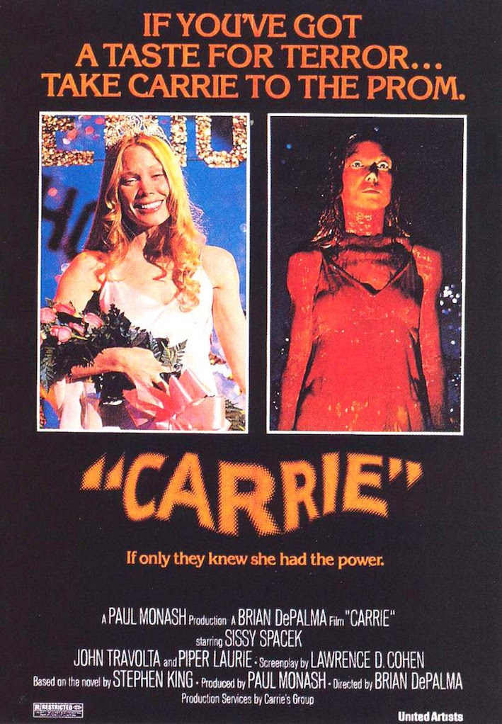 Carrie - poster