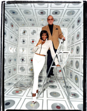 Clive Davis The soundtrack of Our Lives - photo