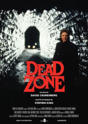 Dead Zone - affiche