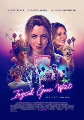 Ingrid goes west - affiche