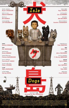 Isle of Dogs - affiche