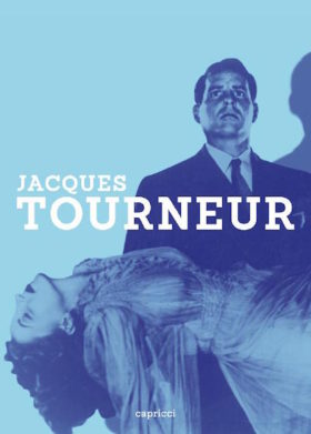 Jacques Tourneur - couverture Capricci