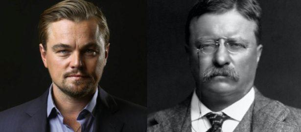 Leonardo DiCaprio - Theodore Roosevelt