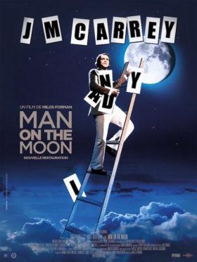 Man on the Moon - affiche version restauree