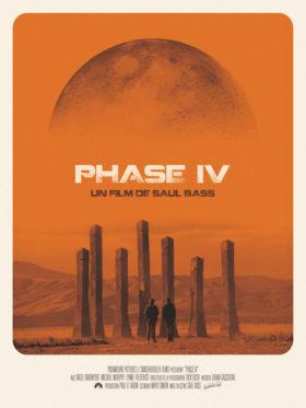 Phase IV - affiche