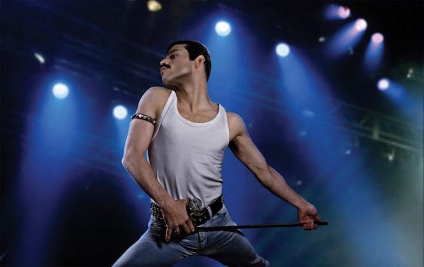 Rami Malek - Freddie Mercury - Bohemian Rhapsody