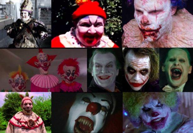 clowns - cinema