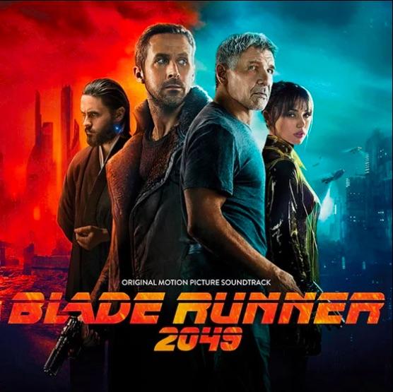 Blade Runner 2049 - soundtrack