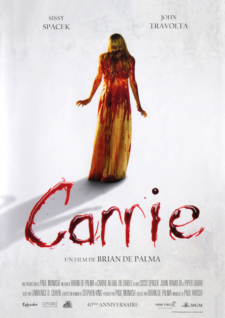 Carrie - affiche