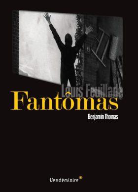 Fantomas - couverture