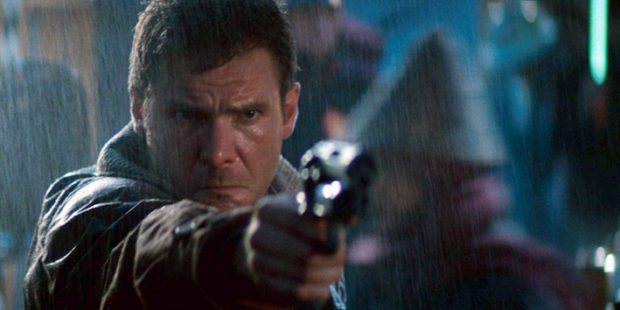 Harrison Ford - Blade Runner
