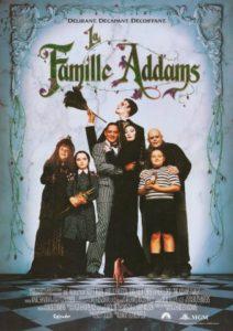 La Famille Addams - affiche