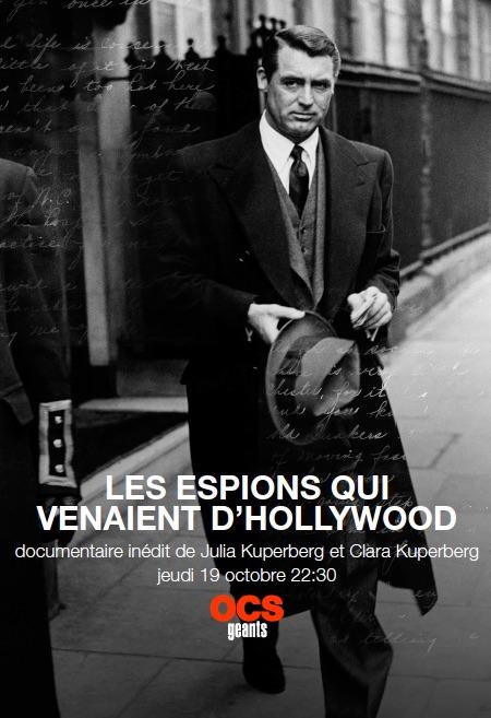 Les espions qui venaient dHollywood - affiche
