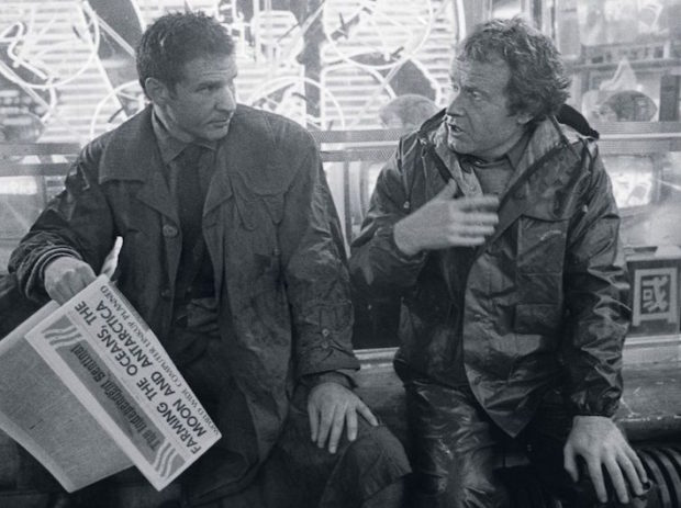 Ridley Scott et Harrison Ford - Blade Runner