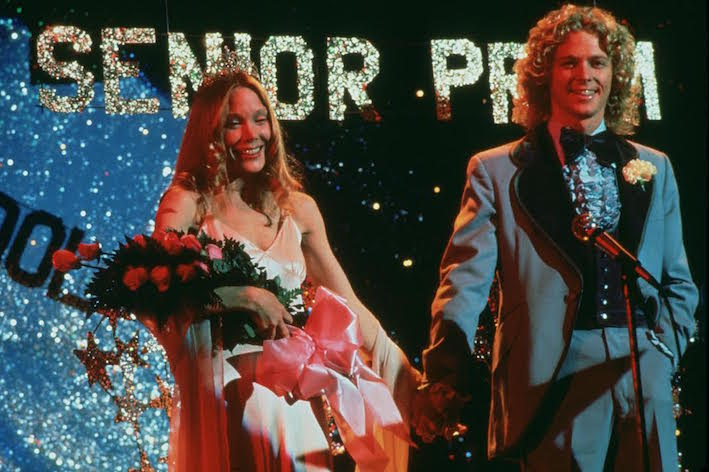 Sissy Spacek et William Katt - Carrie