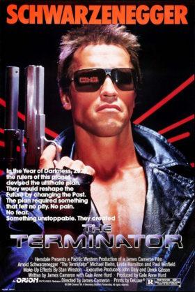 Terminator - poster original