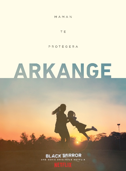 Arkange - affiche Netflix