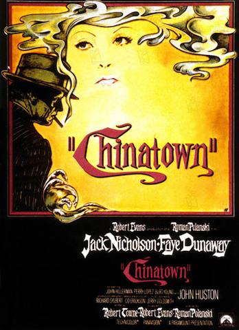 Chinatown - affiche