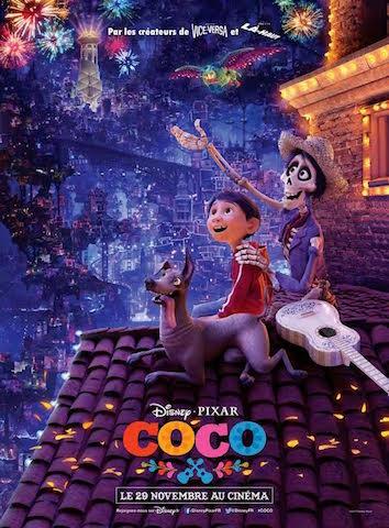Coco Pixar - affiche