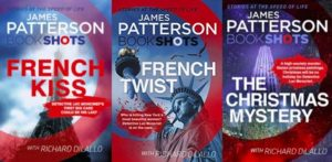 French Kiss, The Christmas Mystery et French Twist