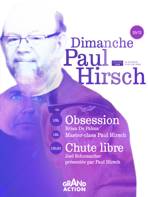 Masterclass Paul Hirsch - Grand Action
