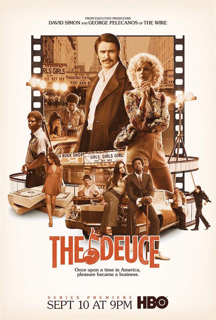 The Deuce - affiche