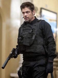 Benicio del Toro - Sicario 2 - Soldado