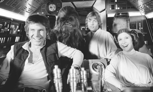 Casting - Star Wars Un Nouvel Espoir